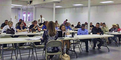 LEPC Meeting Prepares JWC for Emergencies